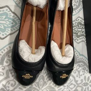 Coach Bonnie ballet shoes